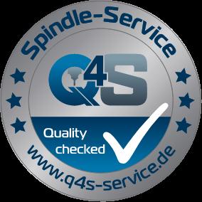 Q4S Spindeln Service